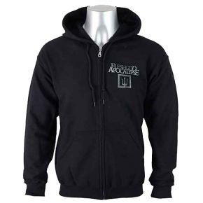Fleshgod Apocalypse - Poseidon (Zipped Hooded Sweatshirt)