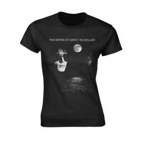 Sisters Of Mercy - Floodland (Girls T-Shirt)