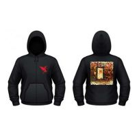 Heaven & Hell - Mob Rules (Zipped Hooded Sweatshirt)