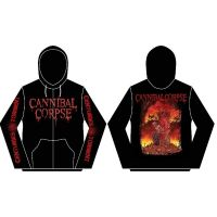 Cannibal Corpse - Centuries Of Torment (Zipped Hooded Sweatshirt)