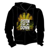 System Of A Down - Sun (Zipped Hooded Sweatshirt)