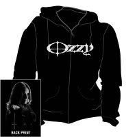 Ozzy Osbourne - Crown (Zipped Hooded Sweatshirt)