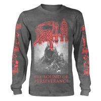 Death - The Sound Of Perseverance Black (Long Sleeve T-Shirt)
