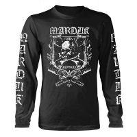 Marduk - Frontschwein Black (Long Sleeve T-Shirt)