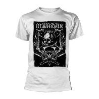 Marduk - Frontschwein White (T-Shirt)