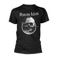 Poison Idea - Skull Logo (T-Shirt)
