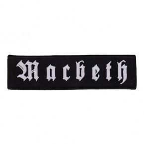 Macbeth - Logo (Patch)