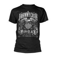 Johnny Cash - Nashville Label (T-Shirt)