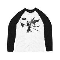 Linkin Park - Street Soldier (Long Sleeve Baseball Shirt)