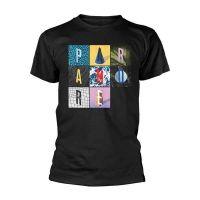 Paramore - Texture Box Grid (T-Shirt)