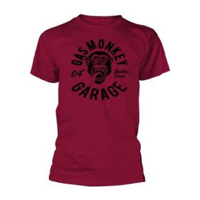 Gas Monkey Garage - Monkey Mechanic (T-Shirt)