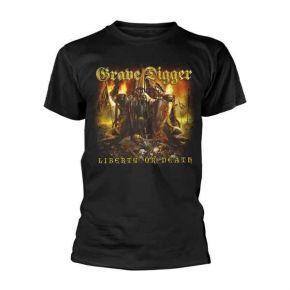 Grave Digger - Liberty Or Death (T-Shirt)