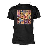 Happy Mondays - Happy Mondays Black (T-Shirt)