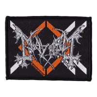 Mayhem - Lurex Ordo Logo (Patch)
