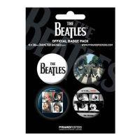 Beatles - Albums (Badge Pack)