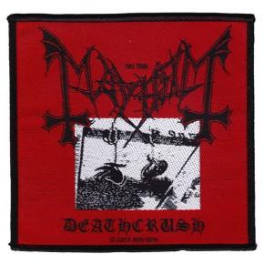 Mayhem - Deathcrush (Patch)