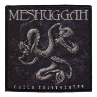 Meshuggah - Catch Thirty Three (Patch)