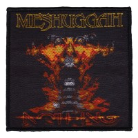 Meshuggah - Nothing (Patch)