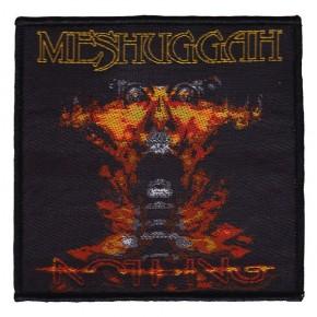 Meshuggah - Nothing (Patch)