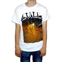 Evile - Infected Nations White (T-Shirt)