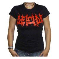 Deicide - Logo (Girls T-Shirt)