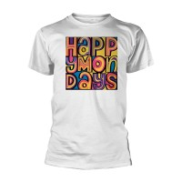 Happy Mondays - Happy Mondays White (T-Shirt)