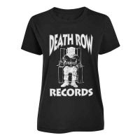 Death Row Records - Logo Black (T-Shirt)