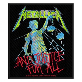 Metallica - And Justice For All (Patch)