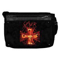 Slayer - Fire Cross (Messenger Bag)