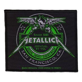 Metallica - Beer Label (Patch)