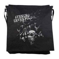 Avenged Sevenfold - Bat Skulls (Messenger Bag)