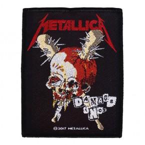 Metallica - Damage Inc. (Patch)