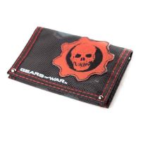 Gears Of War - Skull Patch (Wallet)