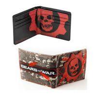 Gears Of War - Skull Patch Bi Fold (Wallet)