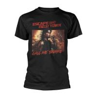 Escape From New York - Call Me Snake Black (T-Shirt)