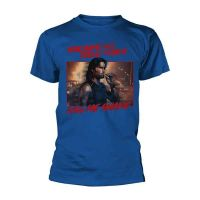 Escape From New York - Call Me Snake Blue (T-Shirt)