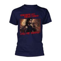 Escape From New York - Call Me Snake Navy (T-Shirt)