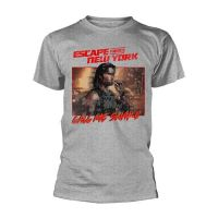 Escape From New York - Call Me Snake Grey (T-Shirt)