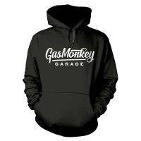 Gas Monkey Garage - Large Script (Hooded Sweatshirt)