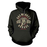 Gas Monkey Garage - Twin Flags (Hooded Sweatshirt)
