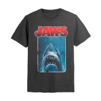 Jaws - Poster Cut Out (T-Shirt)