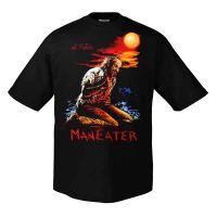Man-eater - Poster (T-Shirt)