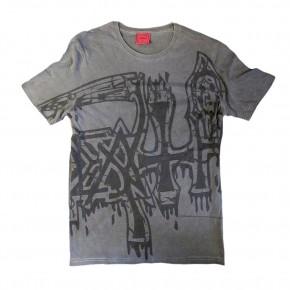 Death - Large Logo Black (T-Shirt)