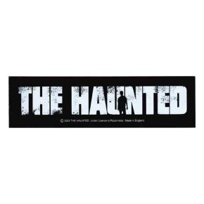 Haunted - Logo (Sticker)