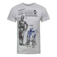 Haynes Star Wars - C-3PO R2-D2 (T-Shirt)