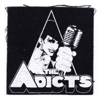 Adicts - Triangle Logo (Patch)