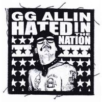 GG Allin - Hated By (Patch)
