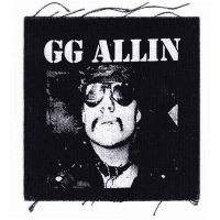 GG Allin - Shades (Patch)