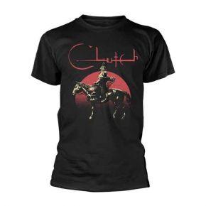 Clutch - Horserider (T-Shirt)