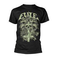 Evile - Riddick Skull (T-Shirt)
